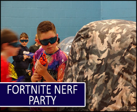 Fortnite nerf Party