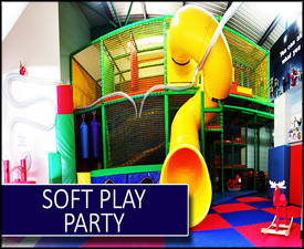 Soft Play Party Package